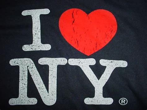 vintage  love  york cracked  shirt ny original