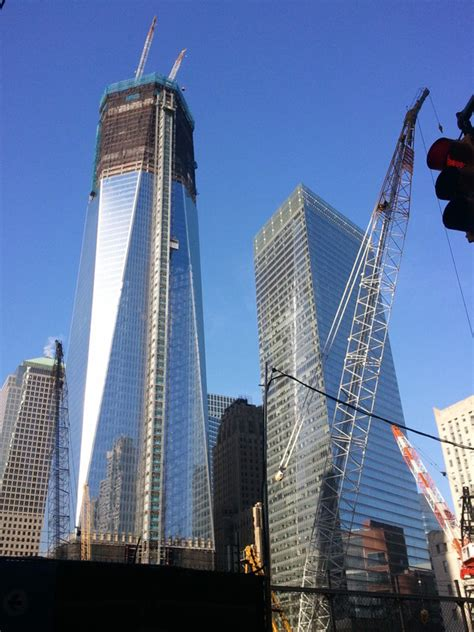 New WTC Construction Update! - New York YIMBY