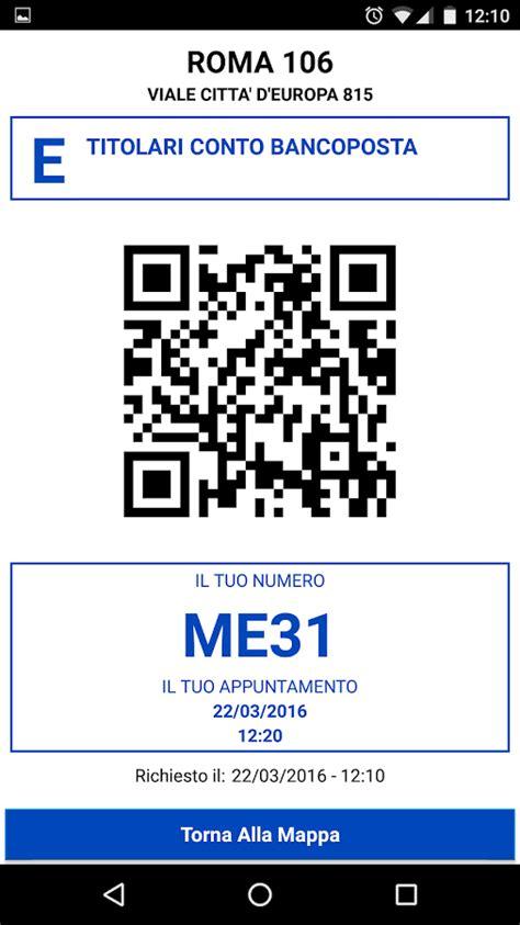 Ufficio Postale Orari by Ufficio Postale Android Apps On Play