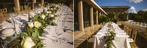 a cleveland botanical garden wedding