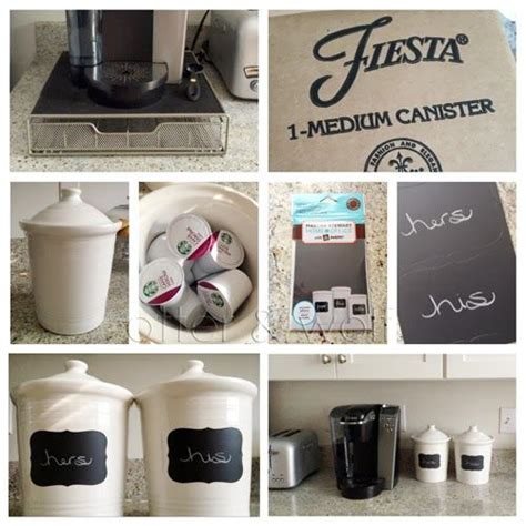 Cuter K cup Storage   Kitchen Ideas   Pinterest   Wolves, Jars and Cookie jars