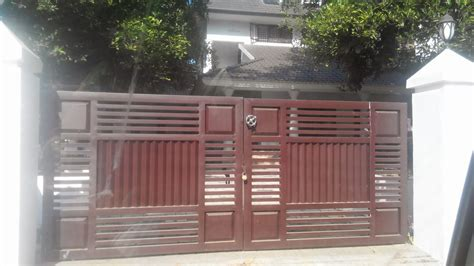 front gate ideas kerala gate designs more front gates of houses in kerala