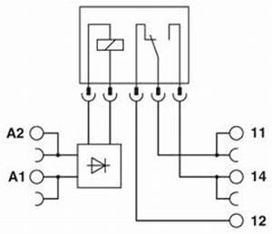 Industrial Relays 12v 24v 120v Latching Monitoring