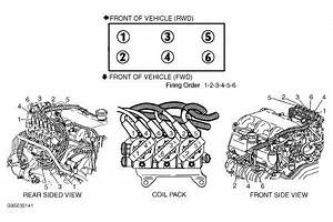 1995 Chevy Lumina Spark Plug Wires  Engine Mechanical