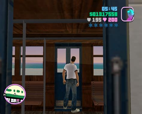 gtagaragecom gta vice city nondrive train mod screenshots