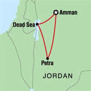 Ancient Egypt Map Dead Sea