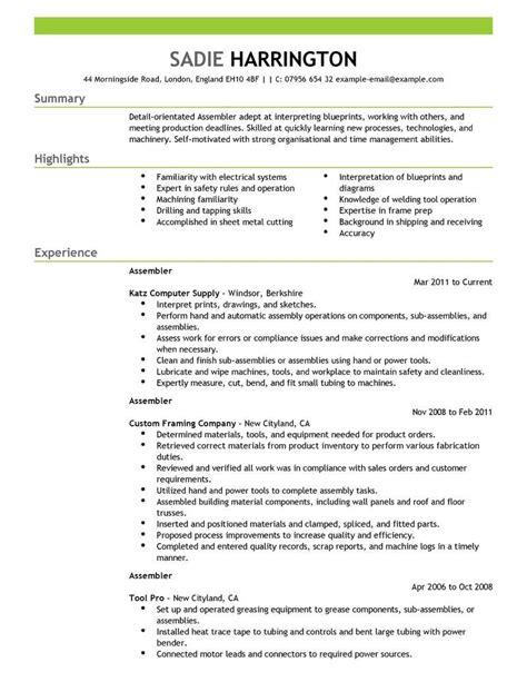 Assembly Line Worker Resume Assembly Line Worker Resume. Sample Resume For A Social Worker. Linkedin Resumes. Insurance Agent Resume Objective Examples. Resume Template For Experienced Software Engineer. Resumes Objectives. Resume Template Banking. Electrical Supervisor Resume Sample. John Adams Resume
