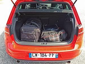 Coffre Golf 4 : les volkswagen golf 7 gti gtd l 39 essai sur circuit ~ Medecine-chirurgie-esthetiques.com Avis de Voitures