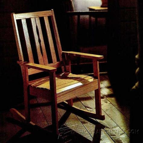 solid wood rocking chair plan solid oak rocking chair plans woodarchivist