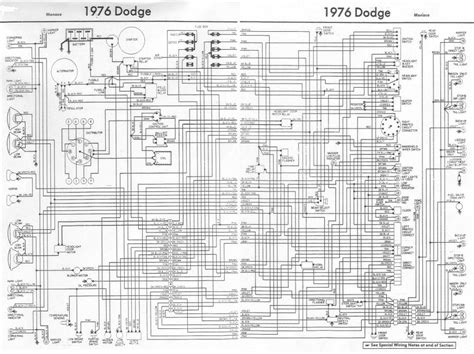 Dodge Truck Wiring Diagram Trucks