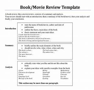 how to structure a film review