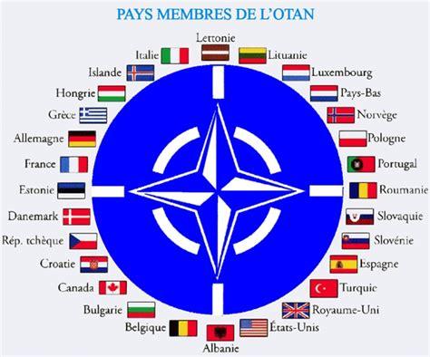 otan siege drapeau de l otan adopté le 14 octobre 1953 le cercle