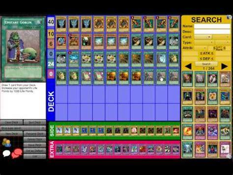 exodia necross deck 2011 one day at peace blue exodia deck profile