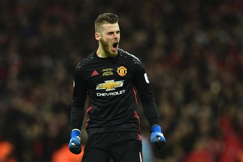 David De Gea Saga Hots Up As Manchester United Now