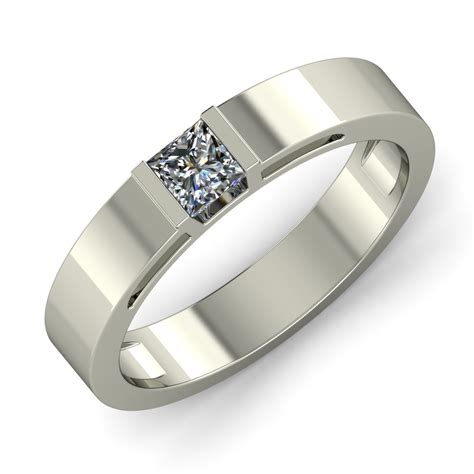 gold wedding band vow 39 s ring kuberbox com