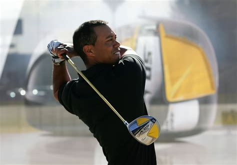 Tiger Woods and Rory McIlroy's Nike golf equipment