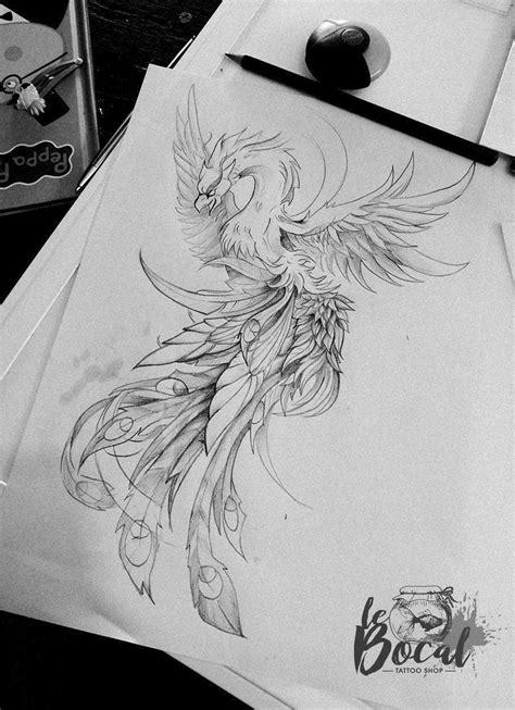 #phoenix #phoenixtattoo #lebocaltattooshop #zombilili - #phoenix #phoenixtattoo #