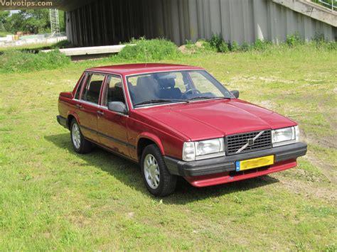 1989 Volvo 760 GLE saloon   Strange styling seemed to ...