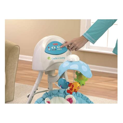 fisher price precious planet cradle swing all4baby leagan fisher price balansoar cradle precious planet