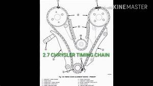2 7 Chrysler Timing Chain Replacement