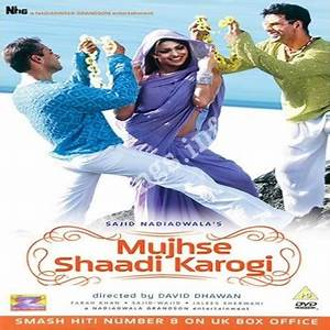 Mujhse Shaadi Karogi Songs Free Download - N Songs