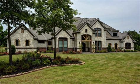 hill country home traditional exterior dallas