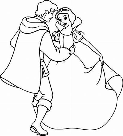 Coloring Snow Pages Irish Dance Princess Disney