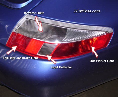 rear brake light bulb car repair world how to check and repair car lights