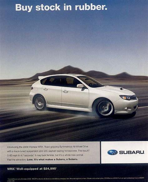 Subaru Car Ads subaru global ads subaru world ads subaru