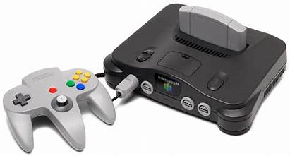 Nintendo 64 Console N64 1996 Controller Platform