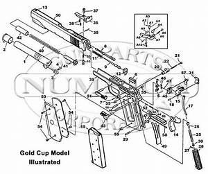 Colt Revolver Parts Diagram