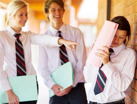 School Bullying Girl Being Bullied