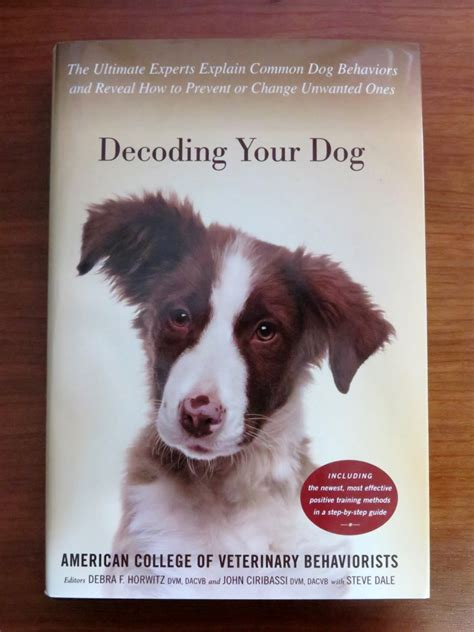 decoding  dog book review stale cheerios