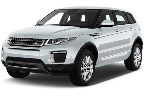 2018 Land Rover Range Rover Evoque Suv Lease Offers