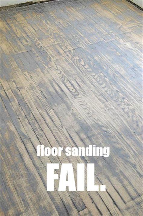 Hardwood Floor Buffing Vs Sanding by Floor Refinishing Lesson 1 S Big Idea