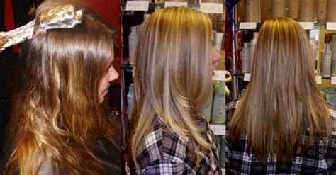 Heavy Roots To Dirty Blonde Warm Highlights... Love The