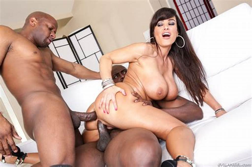 #Milf #Lisa #Ann #Fucked #By #Two #Black #Guys #Porn #Photo