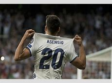 Real Madrid reject €50m bid for Marco Asensio