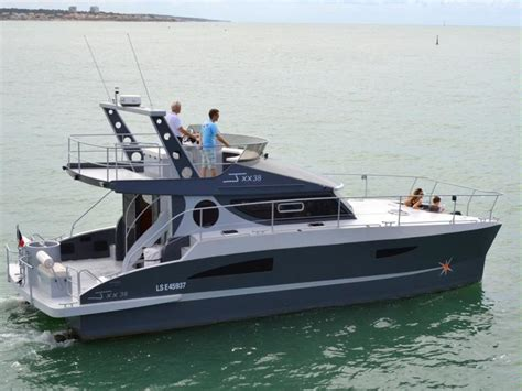 Power Catamaran Boat Names by Jxx38 In Charente Maritime Power Catamarans Used 55100