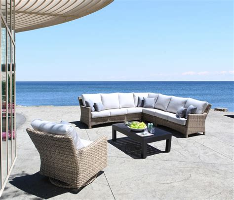 A Rudin Sofa 2733 by 100 Leaders Patio Furniture Naples Florida