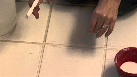 housecleaning tips how to clean grout between floor tiles