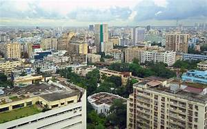 Central business district of Kolkata