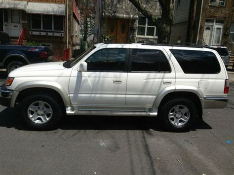 automobile air conditioning repair 2002 toyota 4runner transmission control sell used 2002 toyota 4runner sr5 fully loaded leather dvd 4wd 3 4l in brooklyn new york