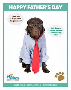 Happy Father's Day - Pet Suites