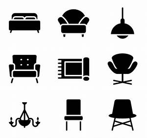 334 furniture icon packs - Vector icon packs - SVG, PSD ...