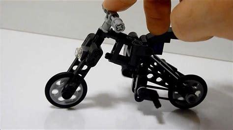 lego technic mini bicycle youtube