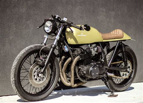 Honda Cb750 Custom By Purebreed Fine Motorcycles
