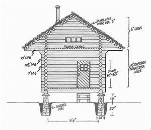 Build A Log Cabin For  100 - Green Homes