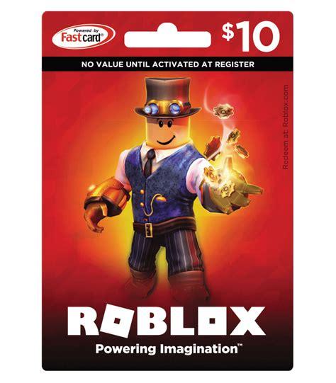 roblox card robux