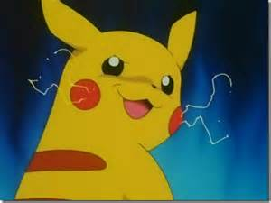 Pokemon Pikachu Name